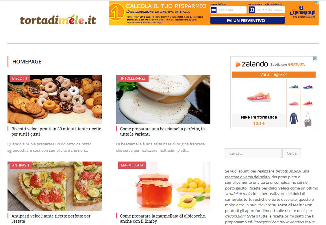TortadiMele-Blog