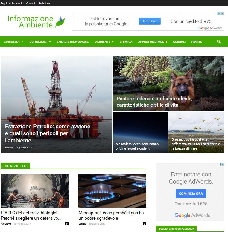 InformazioneAmbiente - Screen (2)
